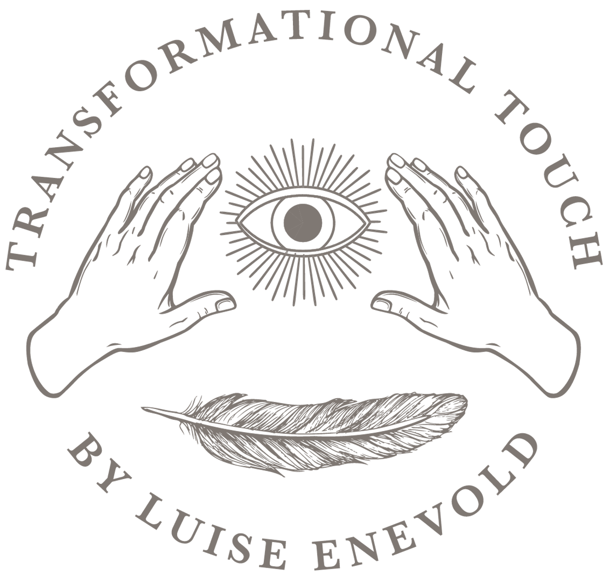 TRANSFORMATIONAL TOUCH by Luise Enevold